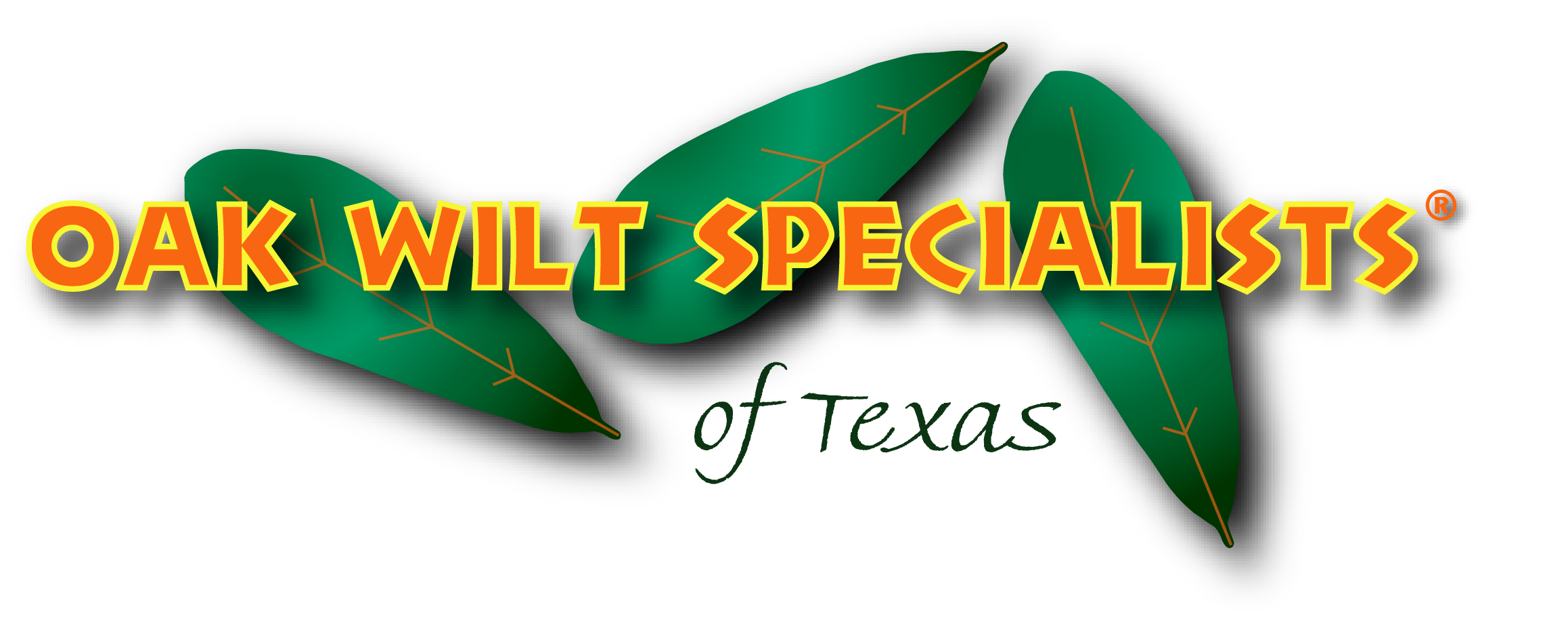 Oak Wilt Specialists of Texas log
